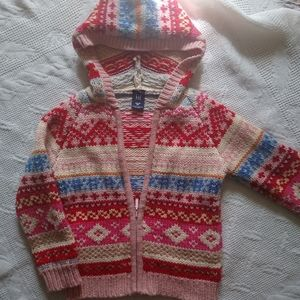 GapKids Girl's Wool Sweater